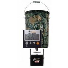 Krmící zařízení s digitálním ovládáním WILDGAME TH-50P, 25 litrů