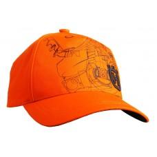 Kšiltovka Husqvarna Pioneer oranžová