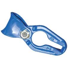 Kluzný třmen oboustranný 7/8 modrý