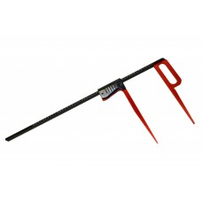 Průměrka lesnická Kinex 50 cm BLACK & RED LINE