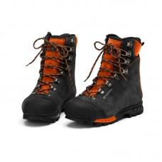Ochranná kožená obuv Functional s ochranou proti proříznutí 24 m/s HUSQVARNA