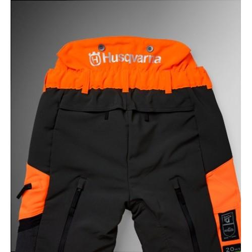 792f169bce5 Dřevorubecké protipořezové kalhoty HUSQVARNA Technical