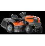 Zahradní traktor Husqvarna TC 138M